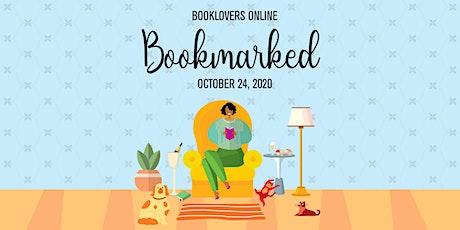 Booklovers Online: Bookmarked tickets