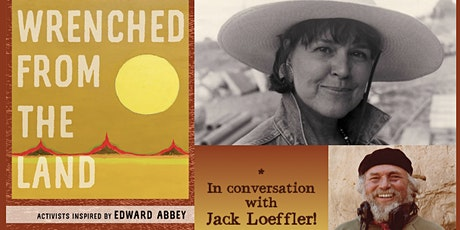 """ML Lincoln in conversation with Kim Crumbo """"Wrenched from the Land"""" tickets"""