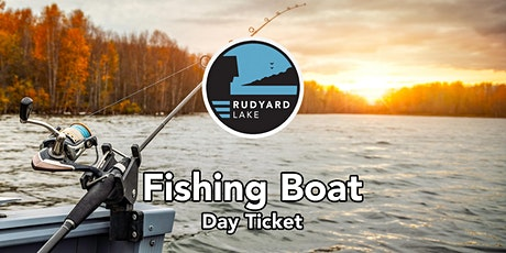 Fishing Boat Day Ticket tickets