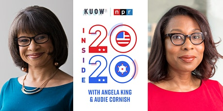 Inside 2020 with NPR's  Audie Cornish tickets