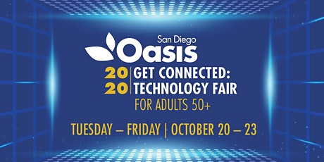 Get Connected: Technology Fair for Adults 50+ tickets