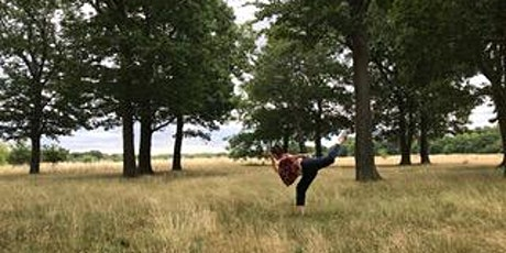 Ground- Wood- Trees- Seeds: A movement workshop in nature (Professionals) tickets
