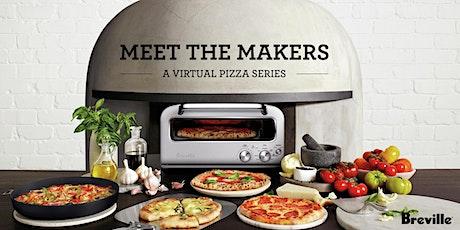 Virtual Pizza Tour Stop #18: Pinsa Romana with Katie Parla tickets
