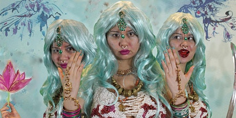 My grandfather had a funeral & some performance art - Indrani Ashe Tickets