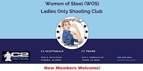 Women of Steel (WOS) Shooting Club Meeting - Scottsdale tickets
