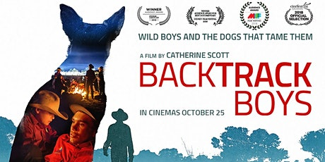 Back Track Boys Documentary Screening tickets