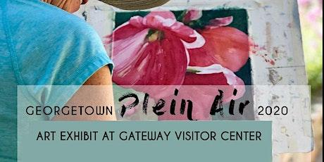 Georgetown Plein Air Art Exhibit