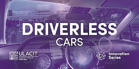 #SELLOVERDE: Autos sin conductor boletos