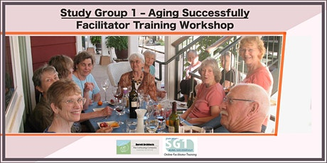 Study Group 1, Aging Successfully Online Facilitator Training tickets