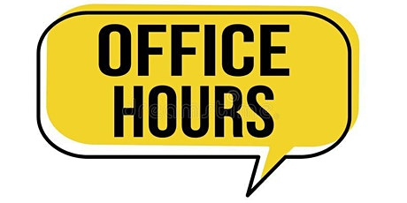 Creative Advantage Office Hours tickets