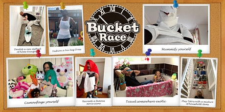 BucketRace Online Scavenger Hunt tickets