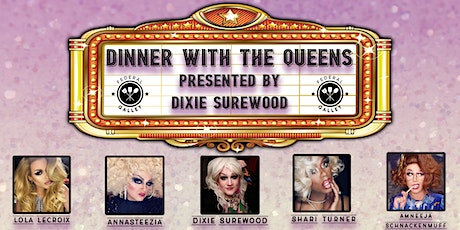 Dinner with the Queens tickets