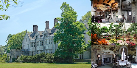 'The Planting Fields Estate & Coe Hall Mansion of Oyster Bay' Webinar tickets