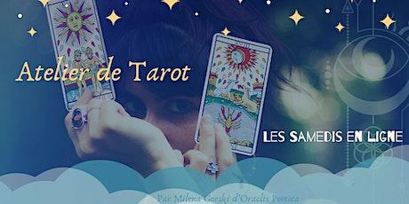 Atelier de Tarot  EN LIGNE : de la Théorie à la Pratique billets