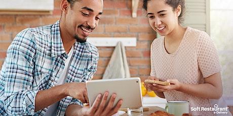 WEBINAR: Cómo empezar a vender comida por internet en un restaurante boletos