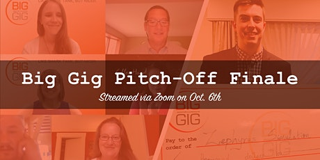 Big Gig Pitch-Off Finale tickets