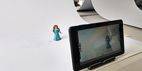 Create your own stop-motion avatar (a virtual event) tickets