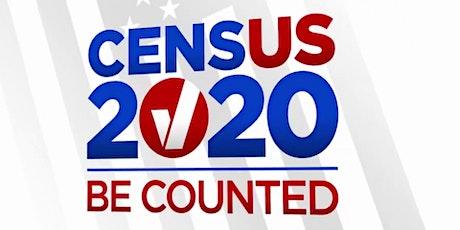 Census 2020 tickets
