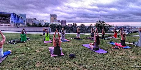 SunRISE Yoga at the VA War Memorial tickets