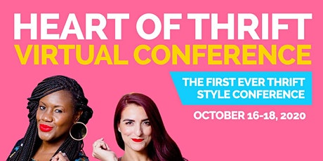 Heart of Thrift Style Conference tickets