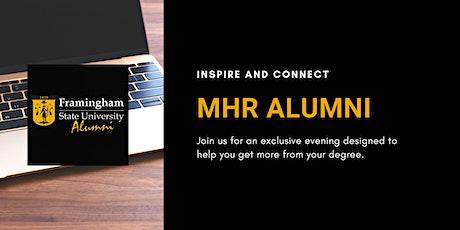 MHR Alumni Event tickets