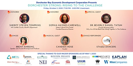 """DBEDC Annual Fundraiser """"Dorchester Strong: Rising to the Challenge"""" tickets"""