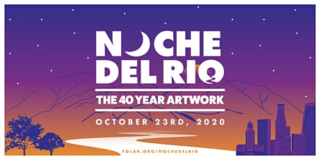 Noche del Río Virtual Gala tickets