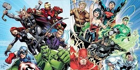 Marvel vs. DC Mega Party tickets