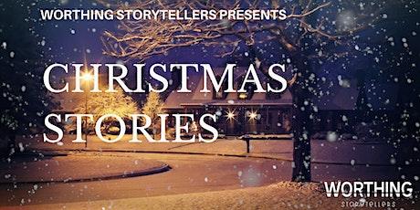 Storytelling Night - Christmas Stories tickets