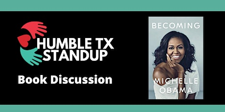 Book Discussion: Becoming by Michelle Obama tickets