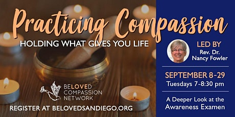 Practicing Compassion: Holding What Gives You Life tickets