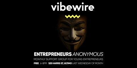 Entrepreneurs Anonymous - Branding & Communications tickets