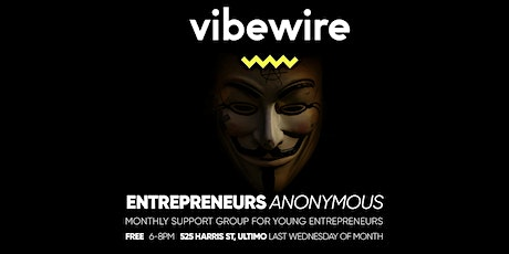 Entrepreneurs Anonymous tickets