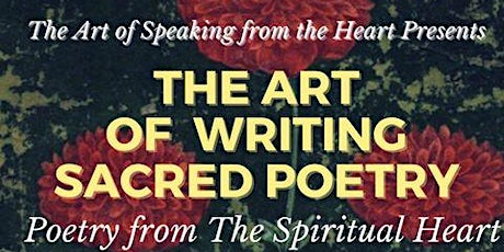 The Art of Writing Sacred Poetry  l  5 Week Online Course w/ Sukina Pilgrim tickets