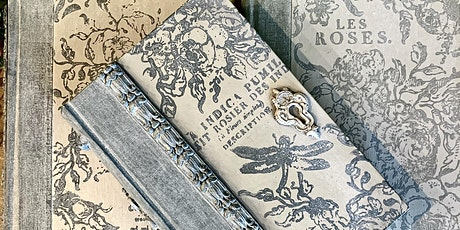 Altered Books featuring Iron Orchid Designs tickets
