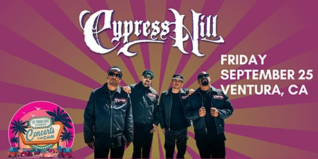 CYPRESS HILL 8:30 PM - Concerts In Your Car - LIVE ON STAGE tickets