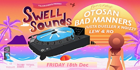 Swell Sounds Ft Otosan, Bad Manners & Friends tickets
