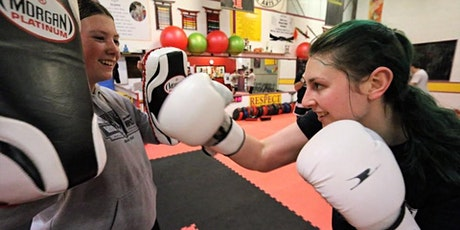 Girls Only! Teen Kickboxing and Self Defence Workshop tickets