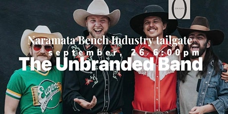 Naramata Bench; Industry Hoe-down ft. The Unbranded tickets
