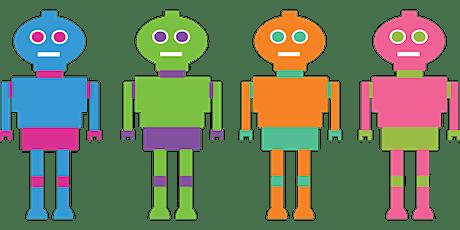 Radical Robots @ Launceston Library tickets