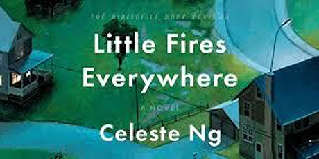 """Book Club Discussion on """"Little Fires Everywhere"""" tickets"""