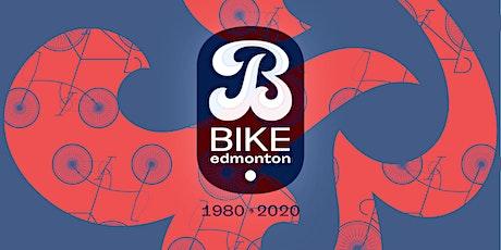 Bike History of Edmonton Tour tickets
