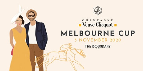 Melbourne Cup 2020 at The Boundary tickets