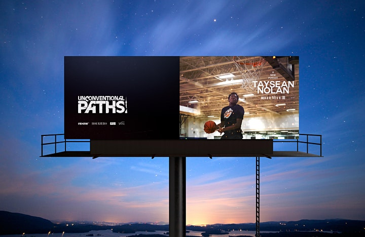 Unconventional Paths image