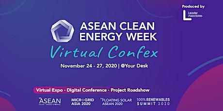ASEAN Clean Energy Week Virtual 2020 tickets