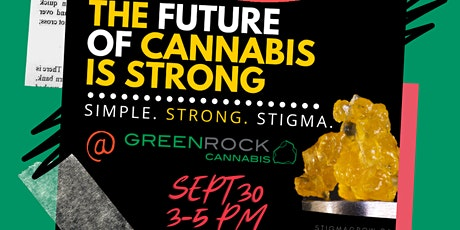 Ask the Expert w Stigma Grow : Green Rock Presents tickets