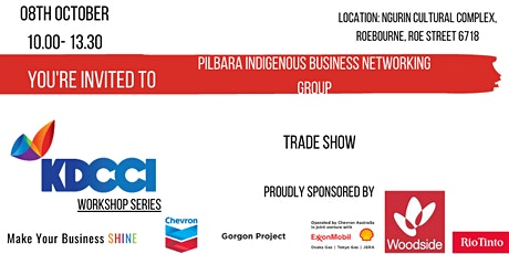 Pilbara Indigenous Business Network Group- Trade Show tickets