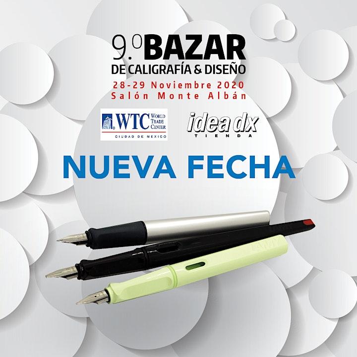 Imagen de 9o Bazar de Caligrafía y Diseño
