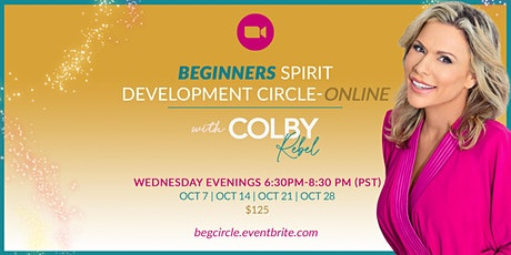 Beginner's & Intermediate I-Spirit Development Circle tickets