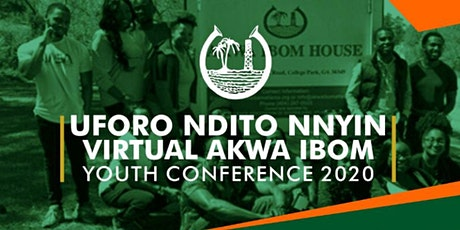 Uforo Ndito Nnyin: 2020 Virtual Akwa Ibom Youth Conference tickets